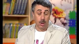 Розеола: Доктор Комаровский