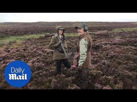 Annual grouse shooting season starts a day late for poor weather