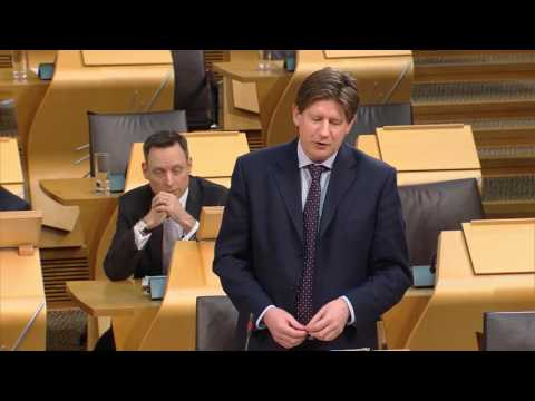 Co-investment in the UK Oil and Gas Sector - Scottish Parliament: 23rd February 2017