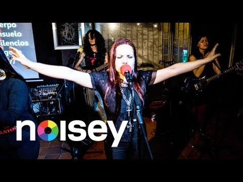 Heavy Metal Churches of Colombia - Music World - Episode 4