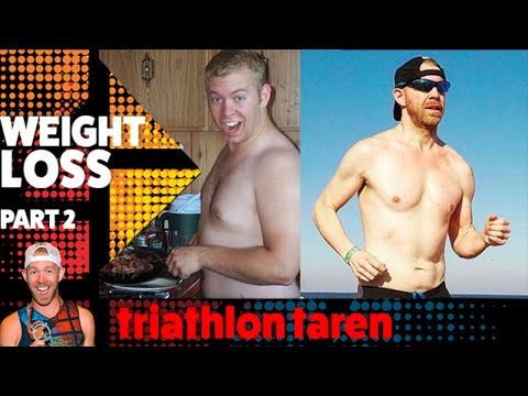 TRIATHLON Training for WEIGHT LOSS Pt. 2: Burn Fat While Working Out