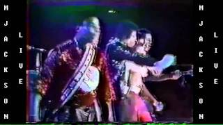 shake your body live part 2 dallas 1984 victory tour