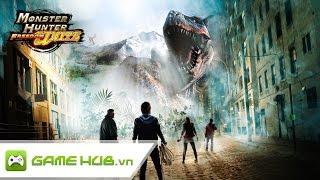 [GameHub.vn] Trải nghiệm game Monster Hunter Freedom Unite
