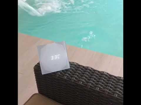 Ovládání bazénu s Loxone