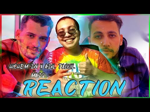 Download HICHEM DN x ADIL TAOUIL   MADZ (CLIP OFFCIEL) (Reaction)