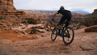 Mountainbiken in Moab
