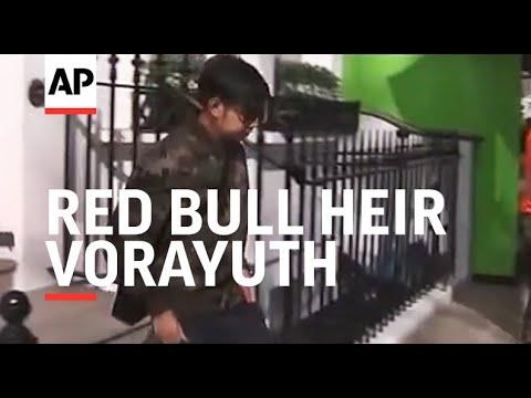 Red Bull heir and family leaving UK address