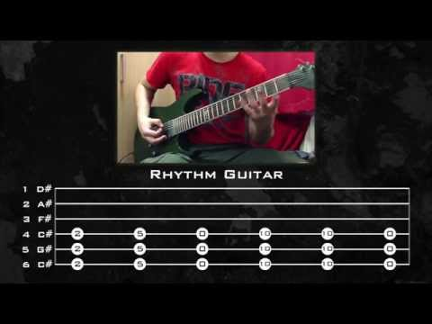 Linkin Park - In The End (Guitar Tutorial w/ Tabs) By Kirjai