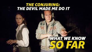 Download Lagu 'The Conjuring: The Devil Made Me Do It"