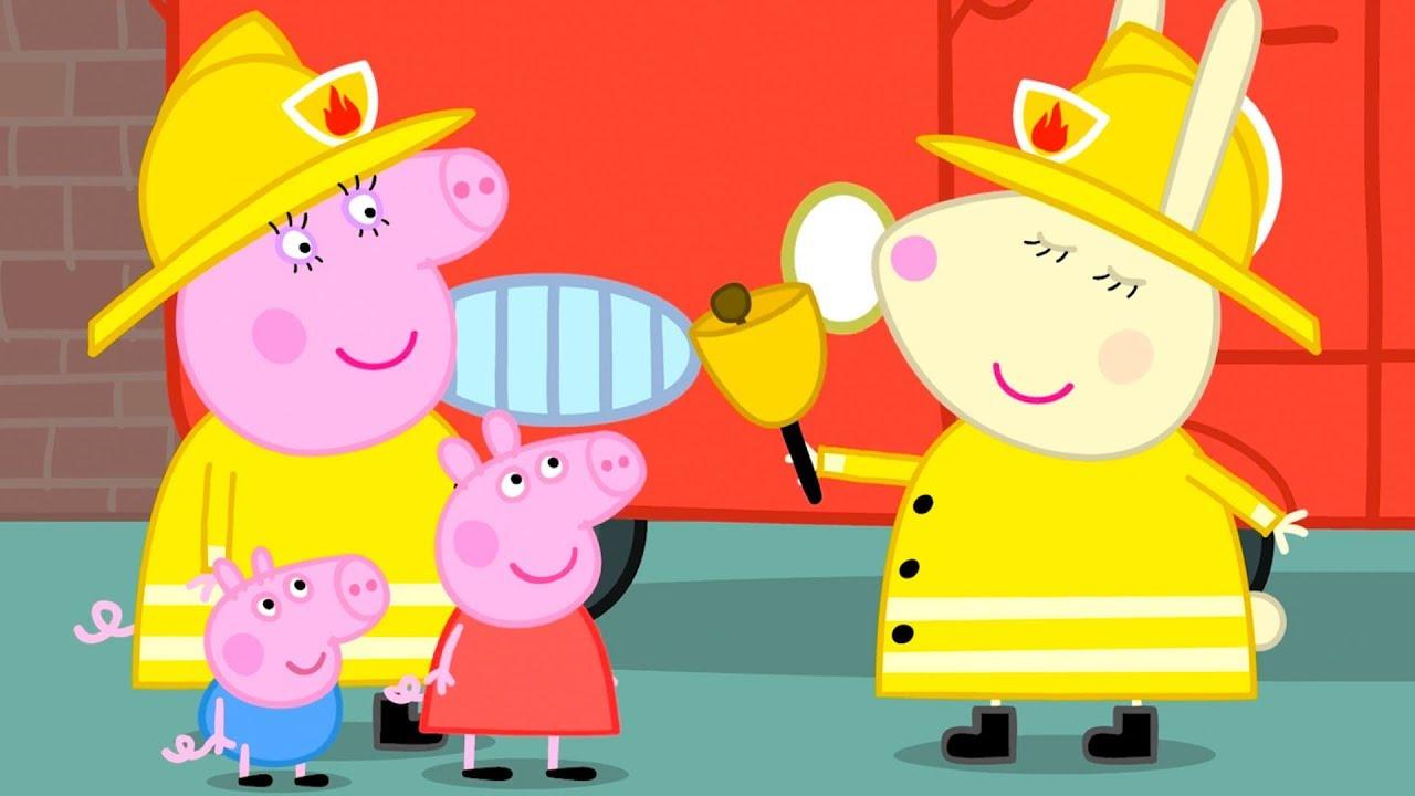 Peppa pig fran ais peppa pig se rend en ville dessin - Peppa pig francais noel ...