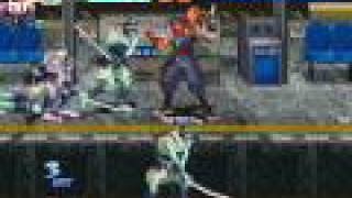 Arcade Longplay [098] Sengoku 3