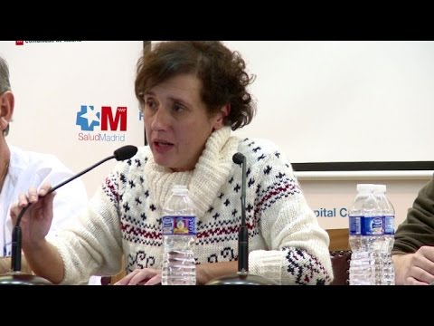 Española curada del ébola deja hospital