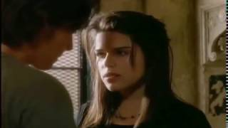 Julia - Party of Five _  Neve Campbell kissing