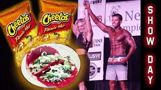 HOT CHEETO'S TACOS ON SHOW DAY!?  |  NEVADA STATE CHAMPIONSHIPS