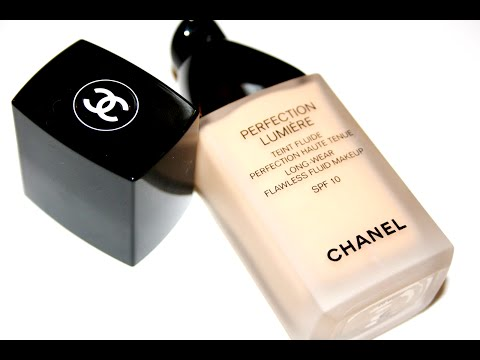 Chanel Perfection Lumière Foundation | Review & Wear Test