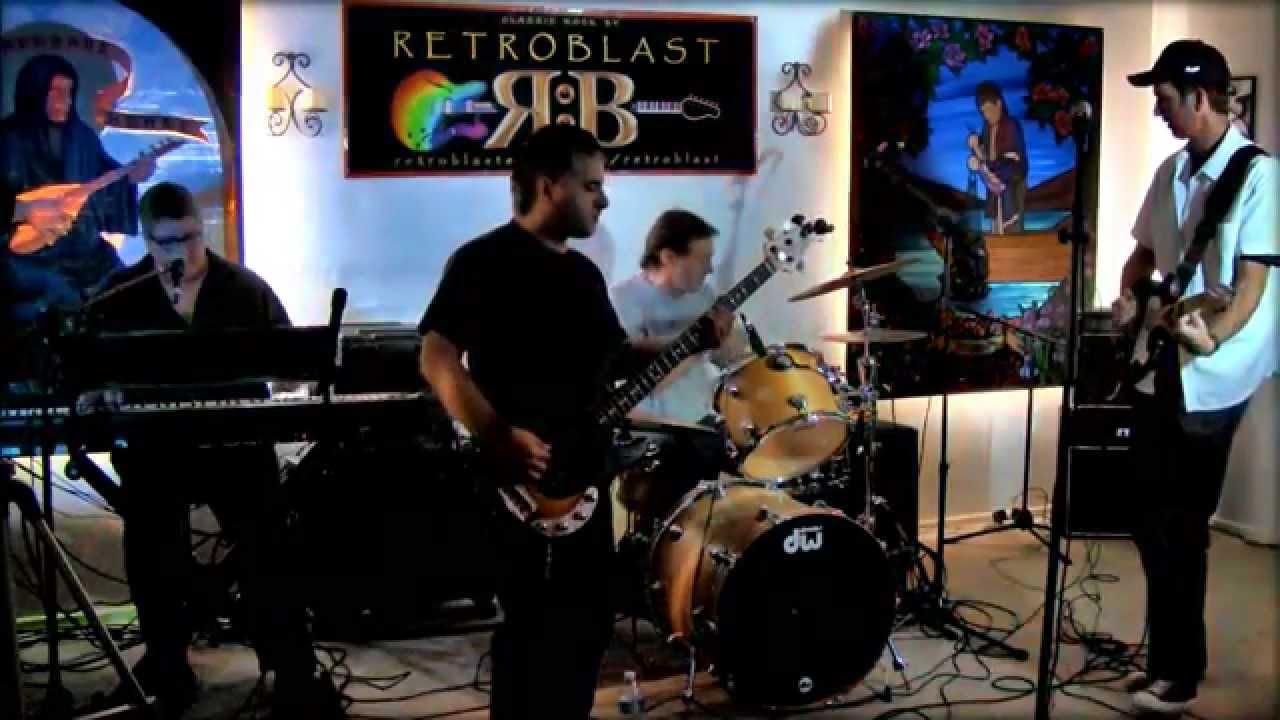 Retroblast - Classic Rock cover band - Official Promo Video 2015
