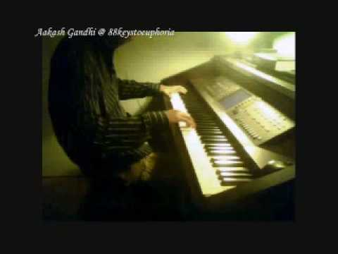 Hai Guzarish (Ghajini) Piano Cover by Aakash Gandhi