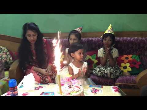 Nurain Birthday