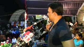 Ranjan Ramanayake Kuliyapitiya Meeting---Ranjan Ramanayake.