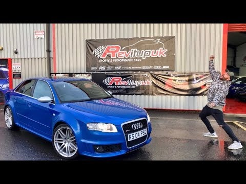 The Best N/A V8 Manual Saloon In the World? | 2006 Audi RS4 B7 Review
