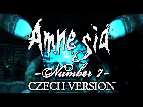 Amnesia Number 7 [Full Walkthrough] Czech Version
