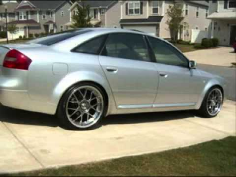 audi a6 c5 tuning mp4 youtube. Black Bedroom Furniture Sets. Home Design Ideas