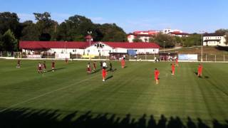 Rapid Bucuresti-Progresul Cernica. 6-1. Meci amical