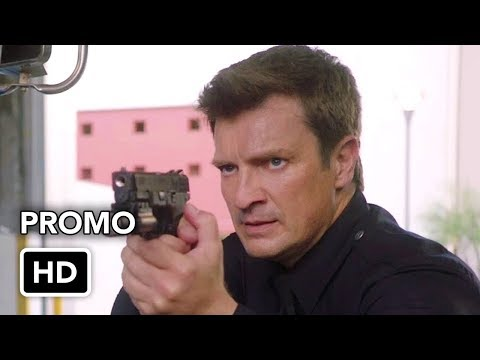 """The Rookie 1x06 Promo """"The Hawke"""" (HD) Nathan Fillion series"""