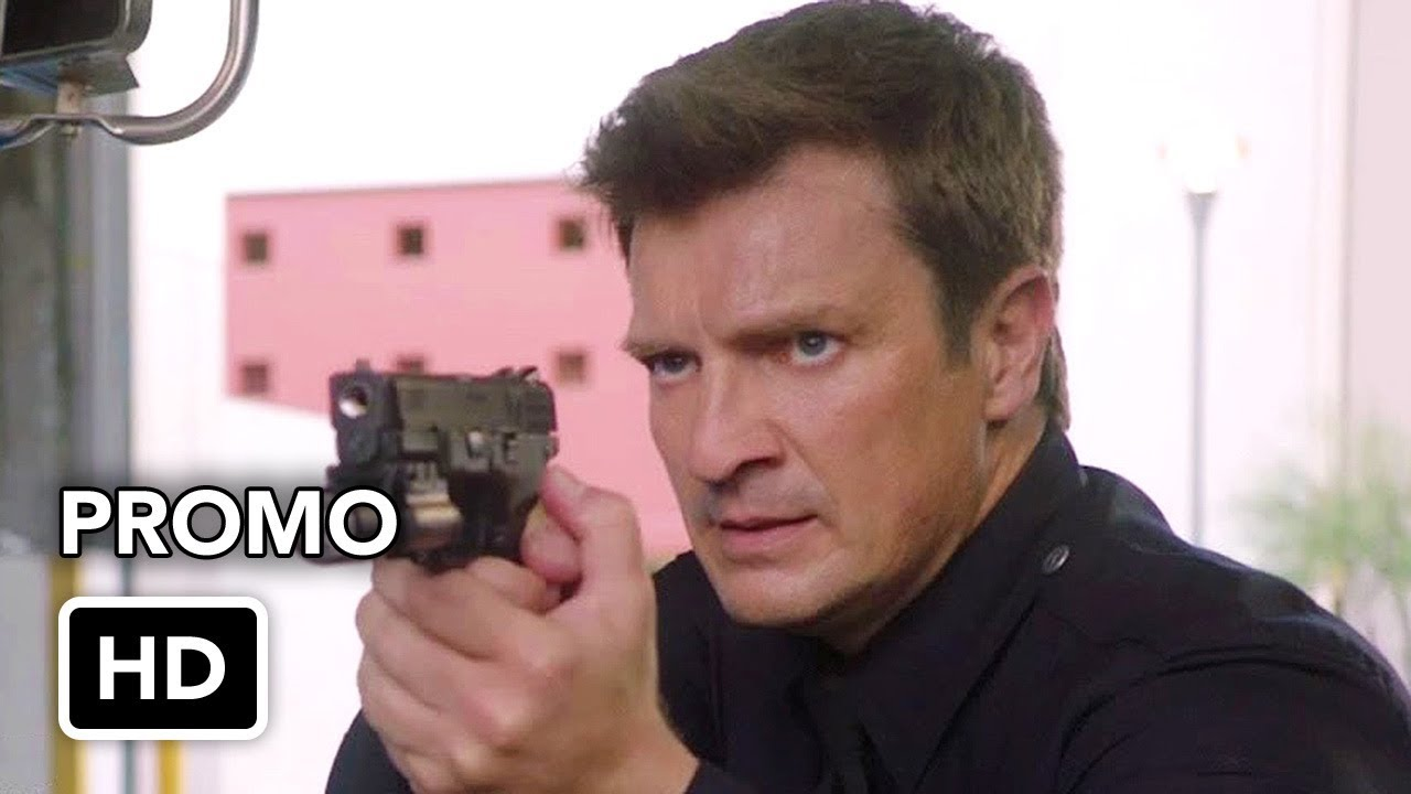 """Download The Rookie 1x06 Promo """"The Hawke"""" (HD) Nathan Fillion series"""