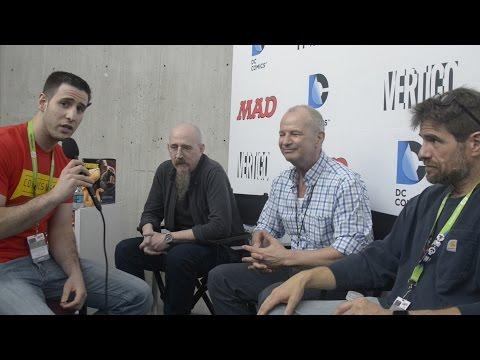 DC Comics DARK KNIGHT III: MASTER RACE Creators Klaus Janson, Andy Kubert & Brian Azzarello