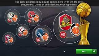 MBT - Basketball Manager Game - mobile app revealed on Websummit 2018