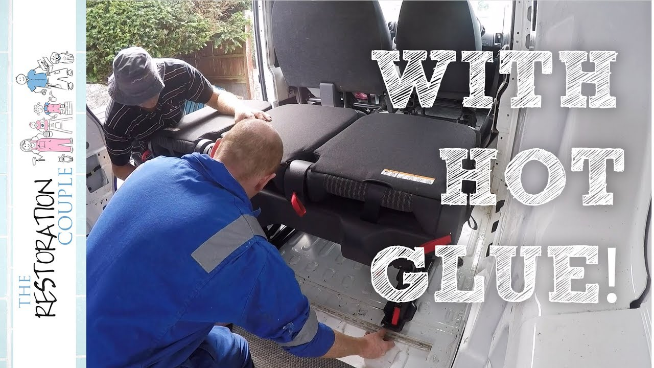 Fitting the Rear Seats | TRC Van Conversion 4 0