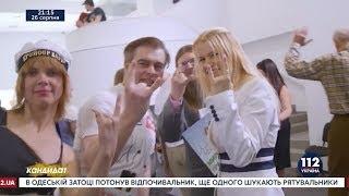 Alex Angel - Кандидат - 112 Украина ТВ - Скандал года!