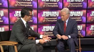 RAW: Alex Trebek opens about about spirituality, health | ABC7