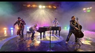 Ants Marching/Ode To Joy - 4 Guys, 3 min, 2 cellos, 1 piano - The Piano Guys