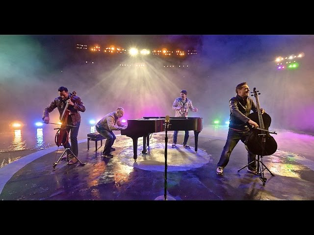 Ants MarchingOde To Joy - 4 Guys 3 min 2 cellos 1 piano