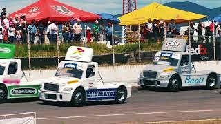 Nascar Guadalajara- Tractos Freightliner