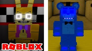 How To Get The Virus Badge and Fun in The Sun Badge in Roblox Freddys New Location A FNAF RP