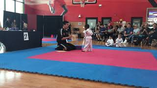 Adventures with Adrian! 1st Martial Arts Tournament