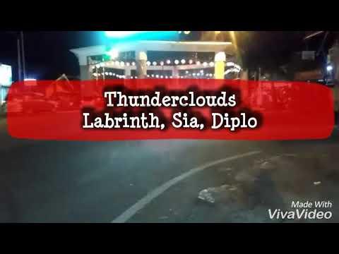 Lagu Iklan Samsung Galaxy Note9 LSD - Thunderclouds Feat Labrinth, Sia, Diplo