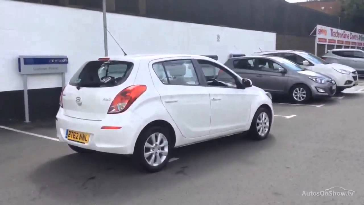 hyundai i20 active white 2013 youtube. Black Bedroom Furniture Sets. Home Design Ideas