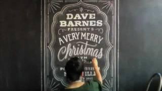Dave Barnes- Very Merry Christmas- Nashville, Tn 12/16/11