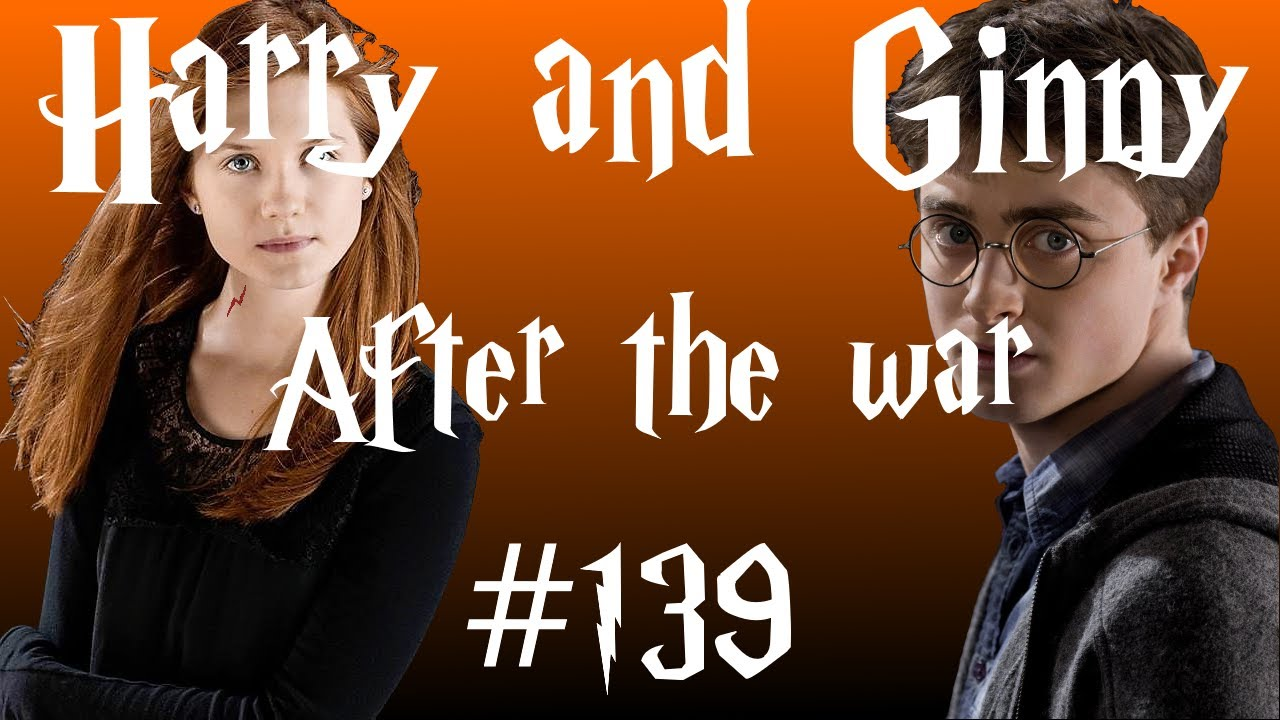 Harry and Ginny - After the war #139