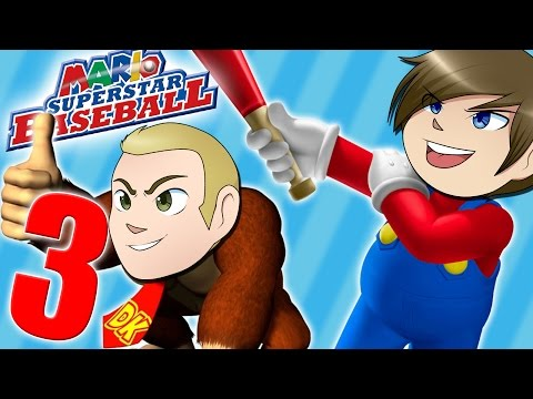Mario Superstar Baseball: This Time For Sure - EPISODE 3 - Friends Without Benefits