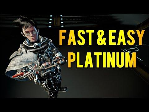 Warframe: Platinum 101   The Best Methods to Acquire Platinum Fast & Easy