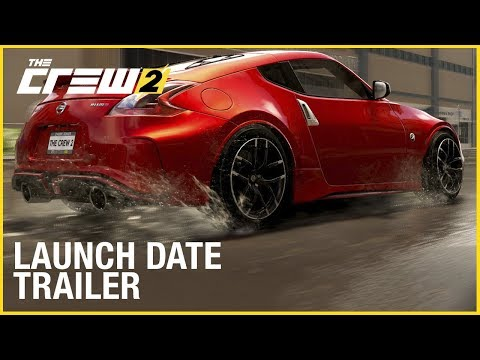 The Crew 2: Available June 29, 2018 | Gameplay Trailer | Ubisoft [US]