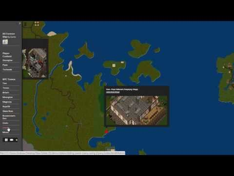 Ultima Online Forever Mapping Project
