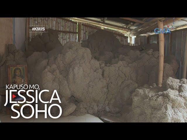 Kapuso Mo, Jessica Soho: Misteryosong punso sa loob ng isang bahay sa Iloilo City