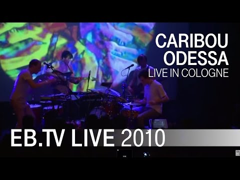 Caribou 'Odessa' live in Cologne (2010)