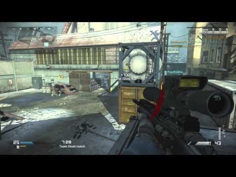 Pamaj - USR Flawless KEM Strike Sniping Only - Ghosts